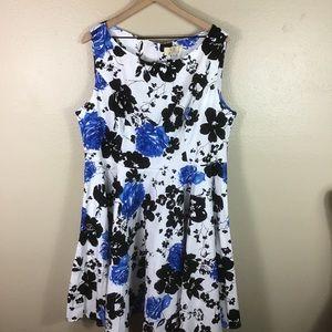 NWOT- Grace Karin Floral Dress